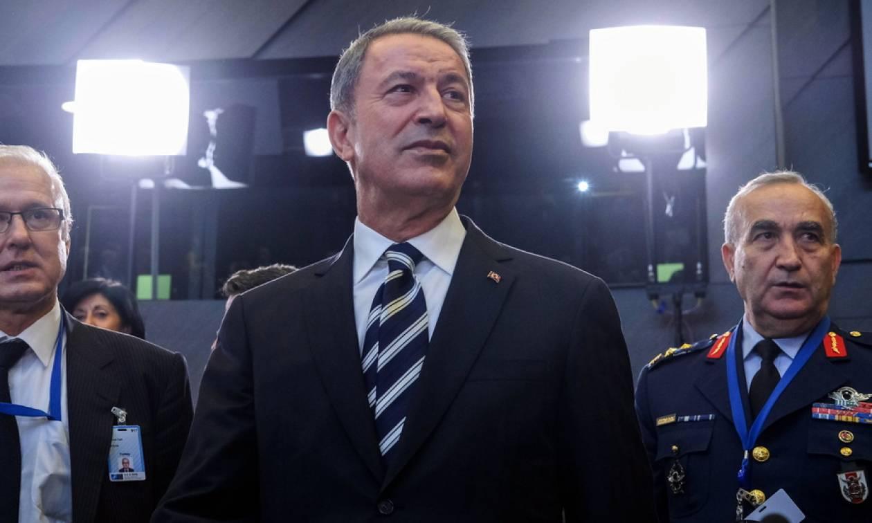 Απάντηση Ακάρ σε Αποστολάκη  Σε Αιγαίο και Μεσόγειο δεν υποχωρούμε από τα  δικαιώματά μας. « 56d4706a6ed