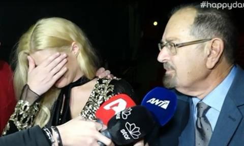 Μαρία Κορινθίου: Πλάνταξε στο κλάμα on camera - Τι συνέβη;