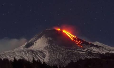 Η οργή των θεών: Η έκρηξη της Αίτνα