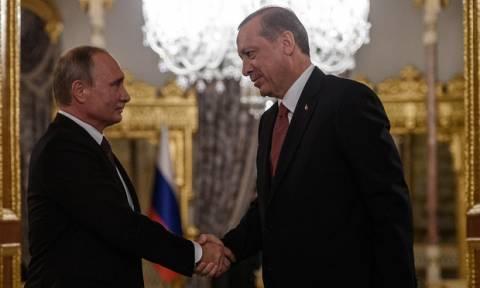 Πούτιν: Ο μεγάλος φίλος της Ρωσίας Ρετζέπ Ταγίπ Ερντογάν ακολουθεί τα χνάρια του Κεμάλ Ατατούρκ
