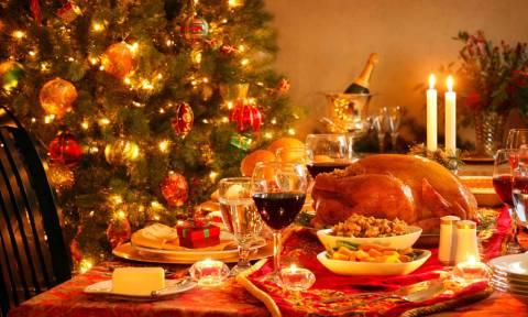 Χριστούγεννα 2018: Πόσο θα κοστίσει το χριστουγεννιάτικο τραπέζι