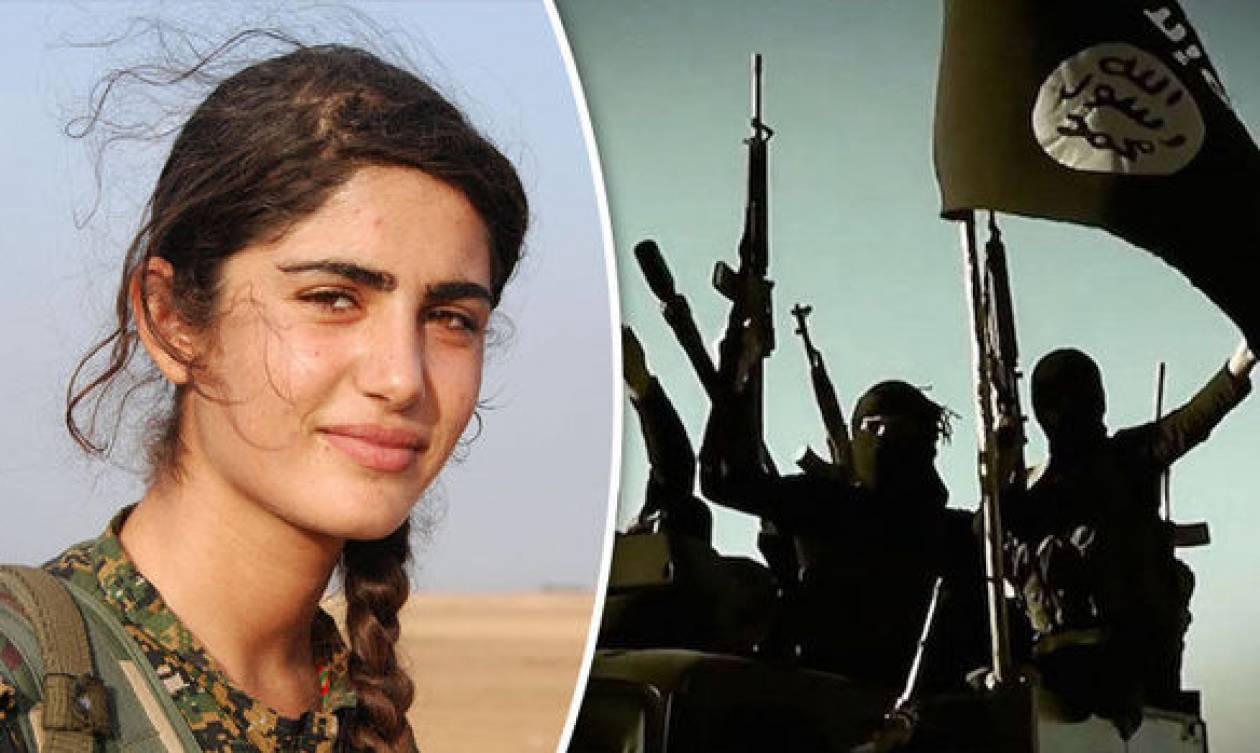Κουρδική κραυγή αγωνίας: Θα συνεχίσουμε τη μάχη κατά του ISIS μέχρι να μας επιτεθεί ο Ερντογάν
