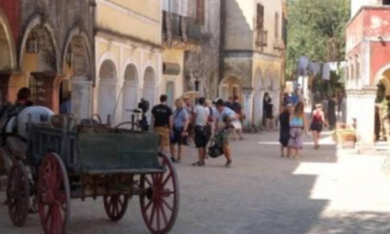 Κέρκυρα: Κορυφαία Ευρωπαϊκή τοποθεσία για κινηματογραφικά γυρίσματα
