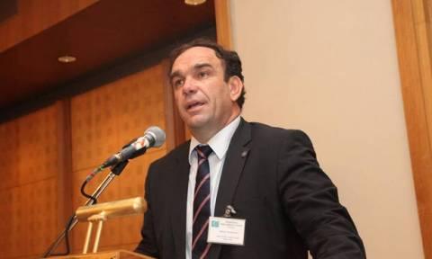 Ο Νίκος Χιωτάκης ανακοίνωσε την υποψηφιότητά του για το Δήμο Κηφισιάς