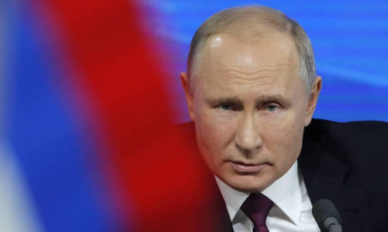Οργή Πούτιν κατά Πατριάρχη Βαρθολομαίου: Θέλει να καθυποτάξει την ουκρανική Εκκλησία