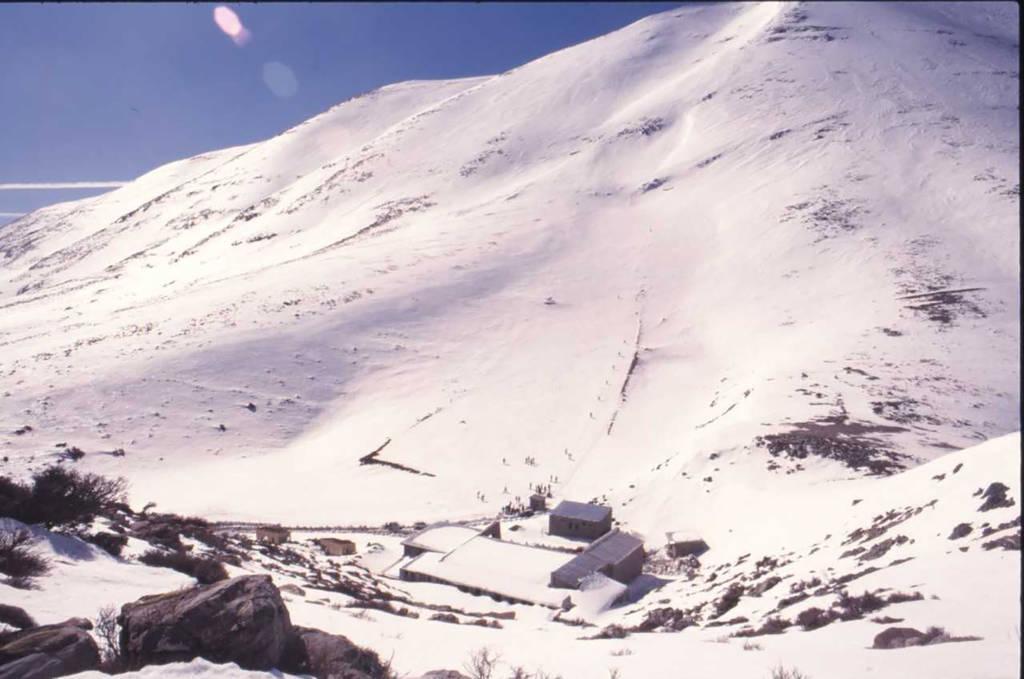 Το χιονοδρομικό κέντρο - «φάντασμα» στον Ψηλορείτη (pics+vid)