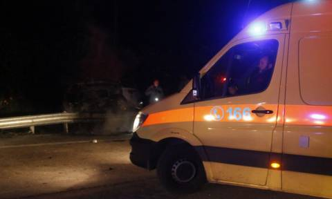 Σοβαρό τροχαίο στην Αχαΐα: Παρέσυρε και τραυμάτισε σοβαρά οδηγό ντελίβερι και τον εγκατέλειψε