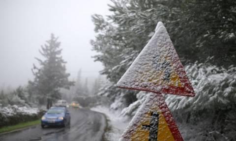Καιρός: Κλείδωσε η ψυχρή εισβολή τα Χριστούγεννα. Ο καιρός μέχρι την Τετάρτη 26 Δεκεμβρίου... (Video