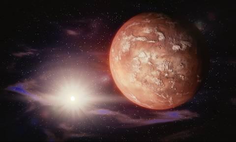 Έχει πίστα για σκι ο πλανήτης Άρης; (pic)
