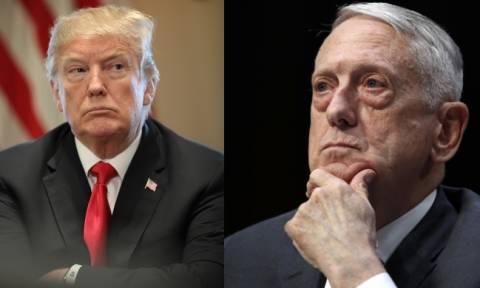 Πολιτική «καταιγίδα» στις ΗΠΑ: Παραιτήθηκε ο υπουργός Άμυνας Τζιμ Μάτις (vids)