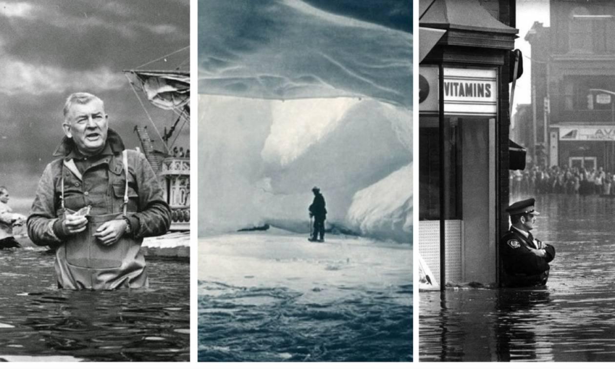 Οι 10 ιστορικές φωτογραφίες που θα σε αφήσουν άφωνο!
