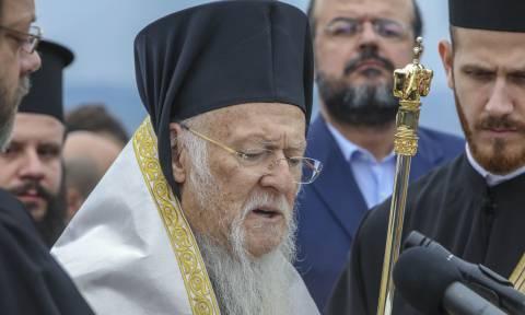 ΝΔ για τις επιθέσεις κατά του Οικουμενικού Πατριάρχη Βαρθολομαίου: Δεν έχουν καμία τύχη