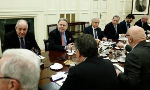 Ελληνοτουρκικές σχέσεις και Κυπριακό «ψηλά» στην ατζέντα του Εθνικού Συμβουλίου Εξωτερικής Πολιτικής