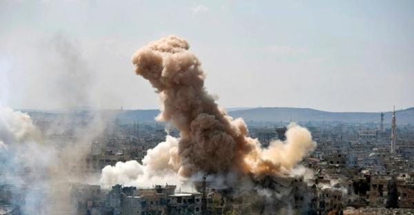 isis syria