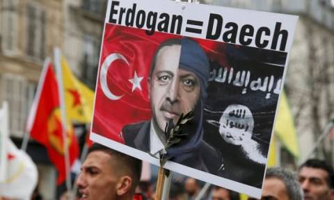 Ερντογάν και ISIS «δουλεύουν» μαζί: Η είδηση της τουρκικής εισβολής έδωσε θάρρος στους τζιχαντιστές