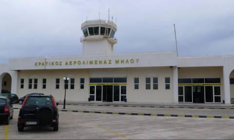 Ταλαιπωρία στο αεροδρόμιο της Μήλου: Ματαιώθηκε η πτήση προς Αθήνα - Δείτε γιατί