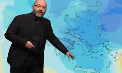 Καιρός: Πού θα χιονίσει τα Χριστούγεννα; Ολα τα νέα στοιχεία απ' τον Σάκη Αρναούτογλου (video)