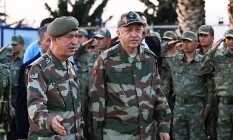 Αυτός είναι ο πραγματικός λόγος που ο πολεμοχαρής Ερντογάν δεν τολμά να εισβάλλει στη Συρία