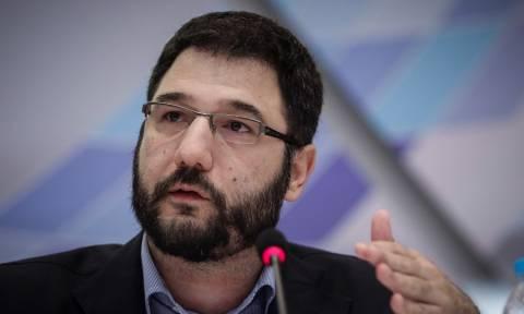 Και επίσημα υποψήφιος του ΣΥΡΙΖΑ στον Δήμο Αθήνας ο Νάσος Ηλιόπουλος