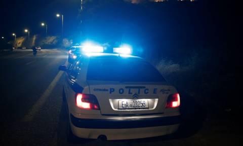 Καμένα Βούρλα: Ένοπλη ληστεία σε εταιρεία ταχυμεταφορών
