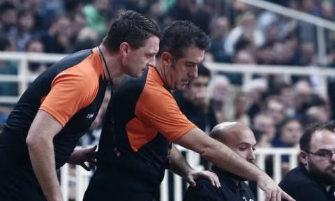 Παναθηναϊκός ΟΠΑΠ-Αρμάνι Μιλάνο 83-86: Του «έκλεψαν» τη νίκη!