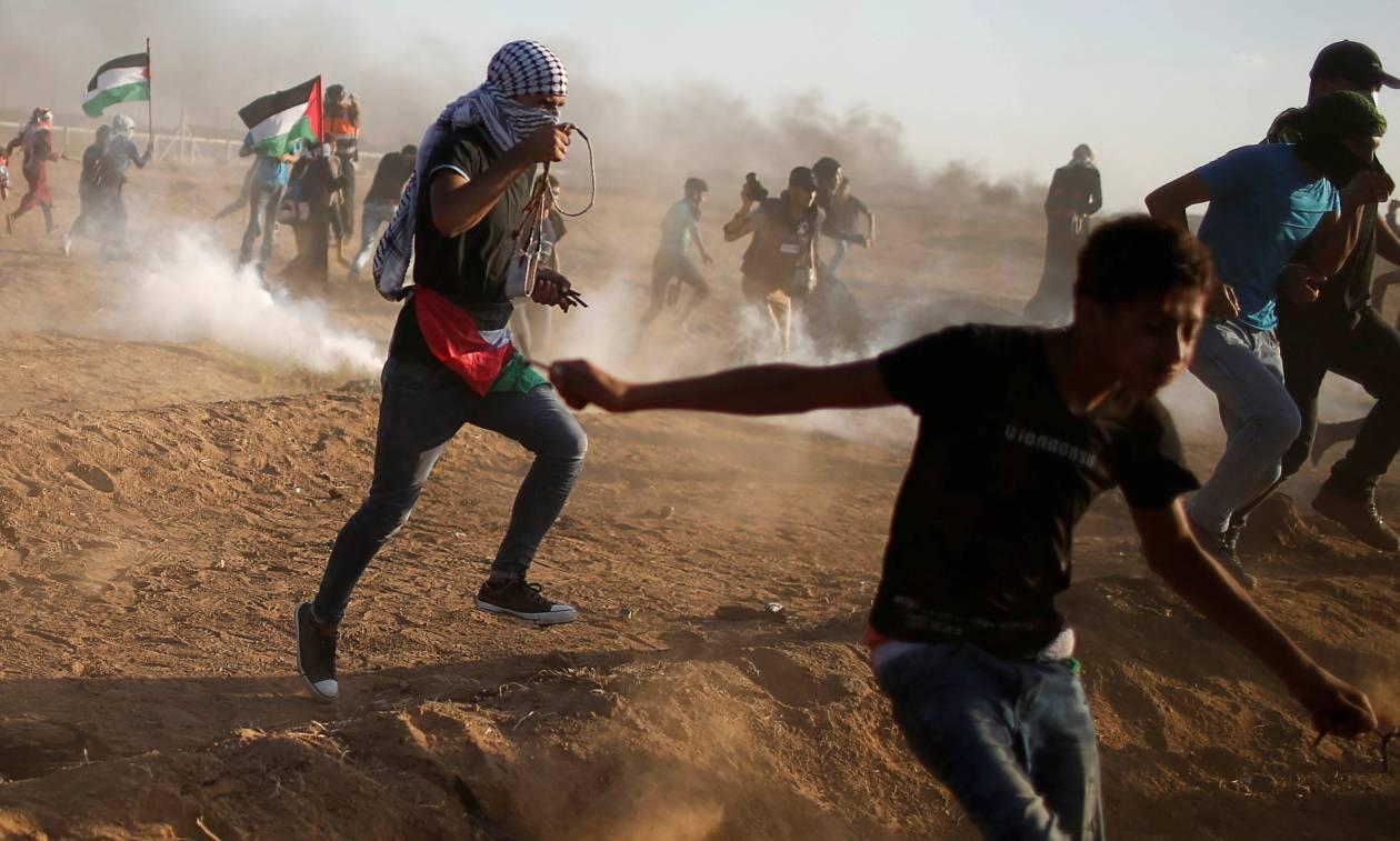 Λωρίδα της Γάζας: Τρεις Παλαιστίνιοι νεκροί από ισραηλινά πυρά