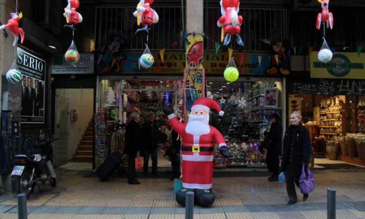 Εορταστικό ωράριο: Πώς θα λειτουργήσουν τα καταστήματα το Σαββατοκύριακο