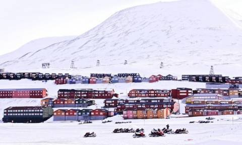 Η πρώτη ληστεία σε τράπεζα της Αρκτικής