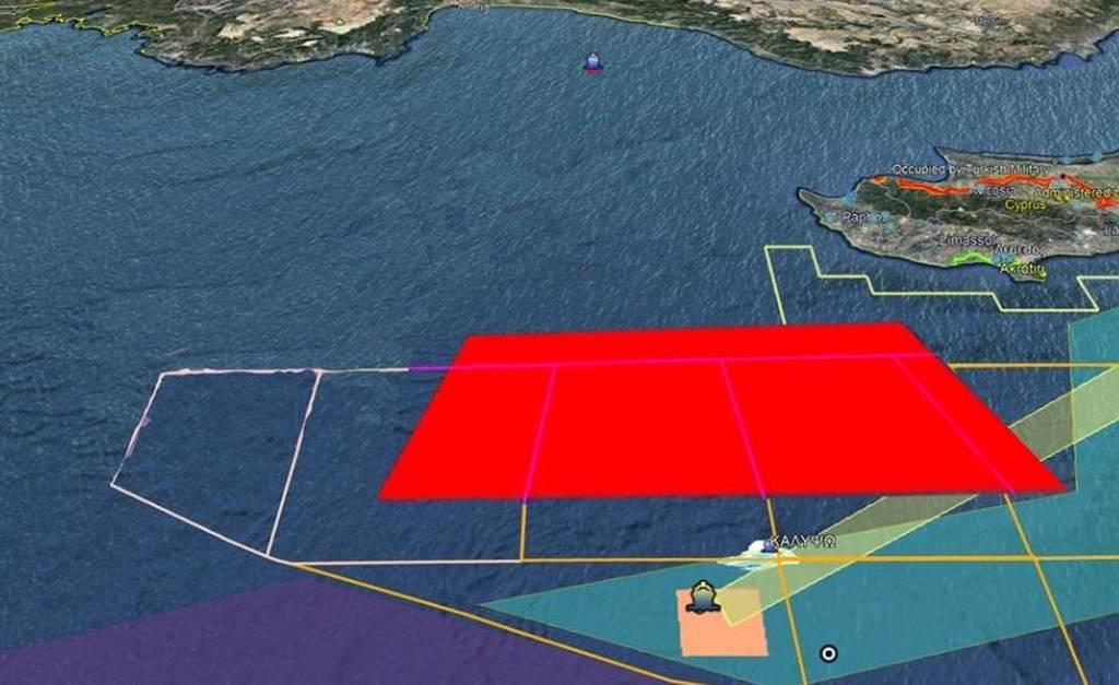 Προβληματισμός στην Κύπρο για κοινή ναυτική άσκηση ΗΠΑ - Τουρκίας στην ανατολική Μεσόγειο