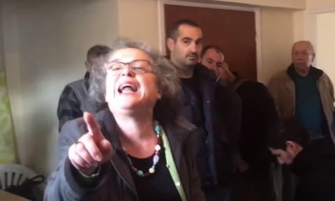 Τα «άκουσε» βουλευτής του ΣΥΡΙΖΑ: «Είστε προδότες! Τον λαό τον ρωτήσατε για τη Μακεδονία;» (vids)