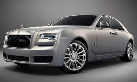 Δέος και θαυμασμός για αυτήν την Rolls-Royce! Δείτε φωτογραφίες