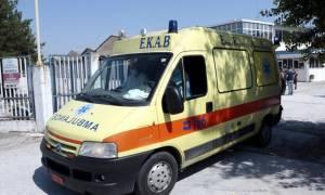 Σέρρες: Νεκρός 63χρονος σε τροχαίο στη Νιγρίτα