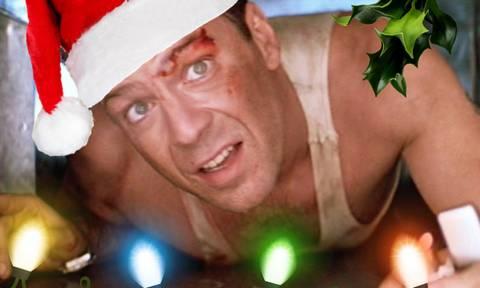 Κατάπιαν τη γλώσσα τους όσοι έλεγαν ότι ΑΥΤΗ η ταινία δεν είναι Χριστουγεννιάτικη!