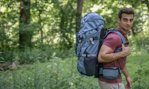 Αυτή η τσάντα πλάτης είναι σχεδιασμένη από τον αμερικανικό στρατό!