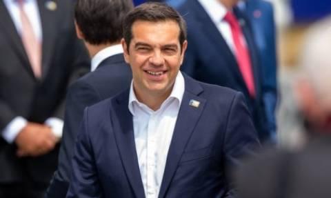 Ο Τσίπρας επικαλείται τον Ρήγα Φεραίο για την αδελφοσύνη στα Βαλκάνια