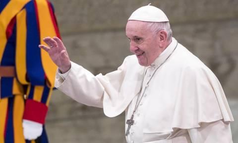 Το χριστουγεννιάτικο δώρο του Πάπα Φραγκίσκου στους άστεγους της Ρώμης