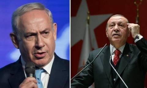 «Πόλεμος» Τουρκίας – Ισραήλ: «Ο Ερντογάν σφάζει παιδιά σε χωριά Κούρδων»
