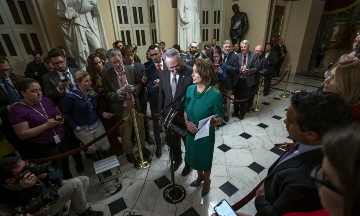 ΗΠΑ: Δεν επετεύχθη συμφωνία στη Γερουσία για τον προϋπολογισμό