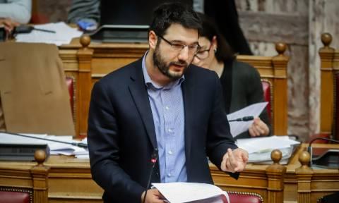 Ηλιόπουλος: Τα δύο «δεν» του υποψήφιου δημάρχου Αθηναίων