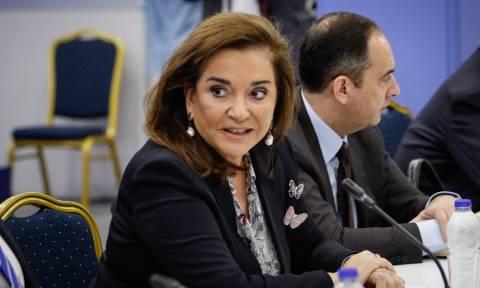 Μπακογιάννη: Η Τουρκία οφείλει να σεβαστεί το Διεθνές Δίκαιο και τις συνθήκες
