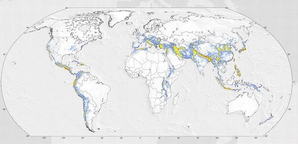 Ισχυρός σεισμός στην Ελλάδα: Αυτές οι περιοχές κινδυνεύουν (ΧΑΡΤΕΣ)