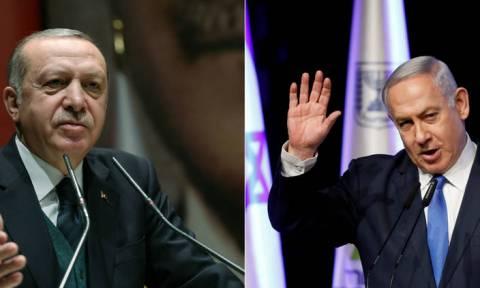 «Σφάχτηκαν» Νετανιάχου - Ερντογάν