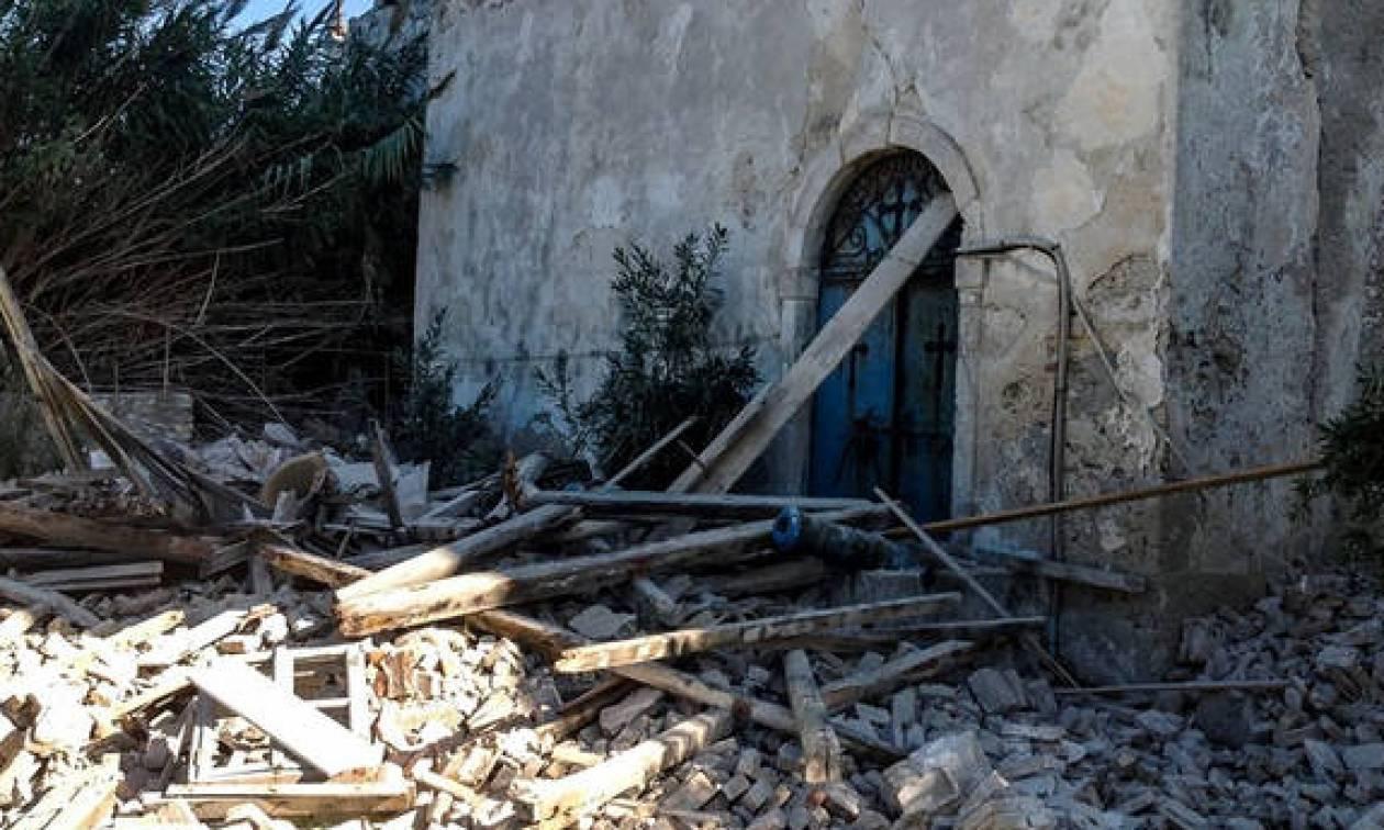 Ζάκυνθος: 15,8 εκατ. ευρώ για την αποκατάσταση των ζημιών από τους σεισμούς
