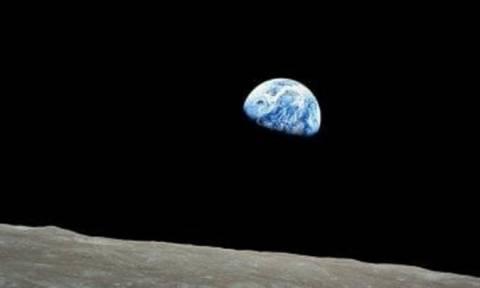 «Η αυγή της Γης»: 50 χρόνια από την ιστορική φωτογραφία που ελήφθη από το διάστημα