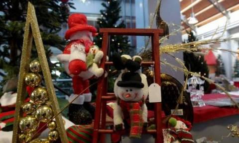 Εορταστικό ωράριο: Έτσι θα λειτουργήσουν σήμερα, παραμονή των Χριστουγέννων τα καταστήματα