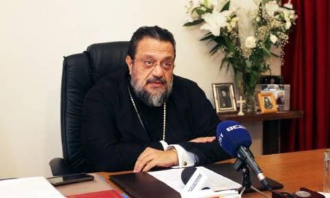 Μητροπολίτης Μεσσηνίας: «Η Συμφωνία των Πρεσπών πρέπει να ξαναγραφτεί» (vid)