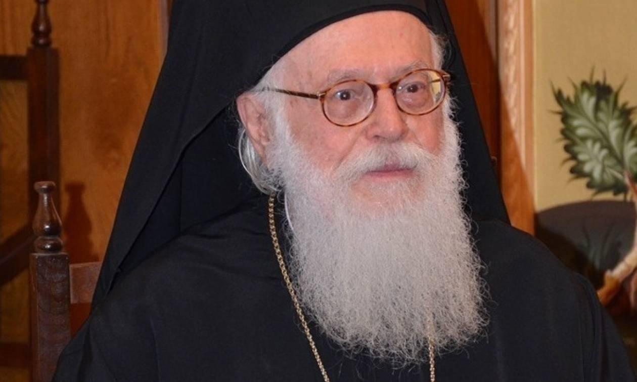 Αρχιεπίσκοπος Αλβανίας Αναστάσιος: Τα Χριστούγεννα ως θεραπευτικό αντίδοτο στον ιό της ανασφάλειας