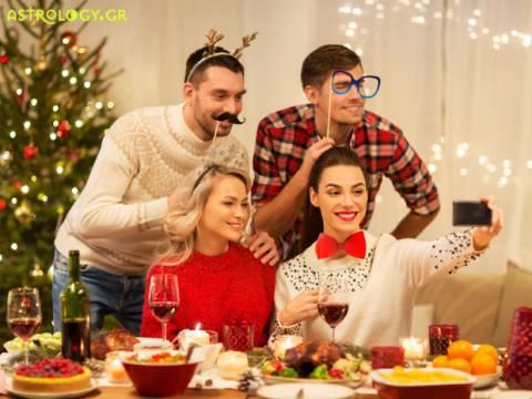 Το Χριστουγεννιάτικο τραπέζι κρύβει ευτράπελα...