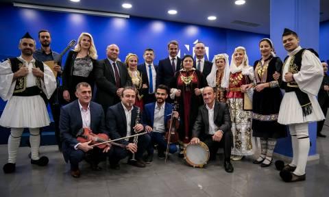 Χριστούγεννα 2018 - Μητσοτάκης: Είμαστε πάντα κοντά στα αναφαίρετα δικαιώματα των Βορειοηπειρωτών