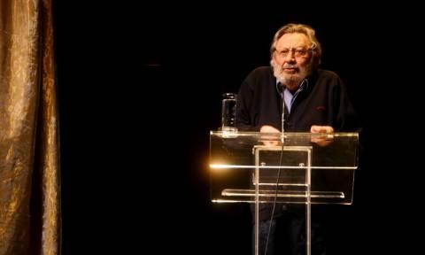 Πέθανε ο ηθοποιός Γιώργος Μοσχίδης (pics+vid)